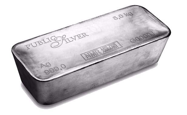 silver bar copy