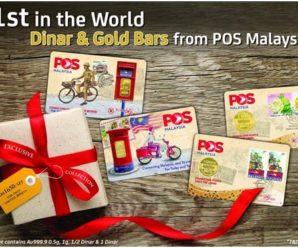 Public Gold dan Pos Malaysia