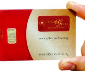 Pelaburan Emas Melalui Simpanan